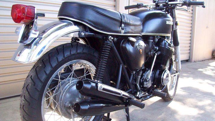 Restored Honda CB750