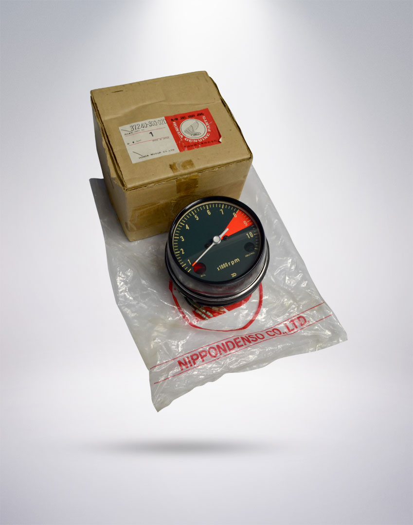 K1 Tachometer (New Old Stock)